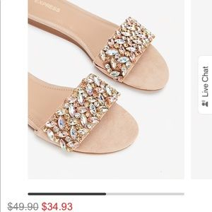 Express Slip On flats